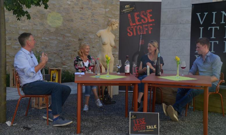 LauffenerLesestoff Talk #1